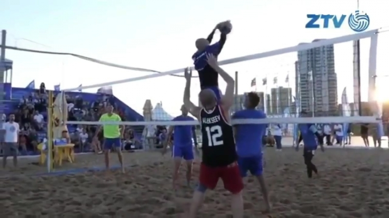 🔥LIKE A BOSS 🔥 Crazy Volleyball Skills (HD)