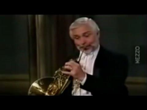 Brahms - Horn Trio Op. 40 (Clevenger, Perlman, Barenboim)