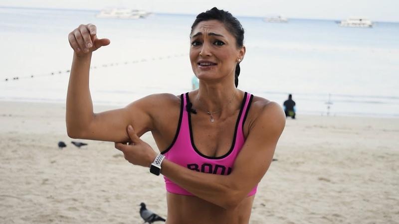 4 esercizi efficaci per non avere le braccia che pendono