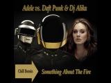 DJ Alika-Adele vs. Daft Punk Something About The Fire ( Chill Remix).mp3
