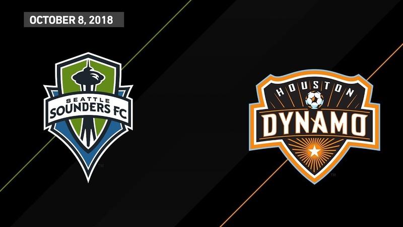 HIGHLIGHTS Seattle Sounders FC vs Houston Dynamo October 8 2018