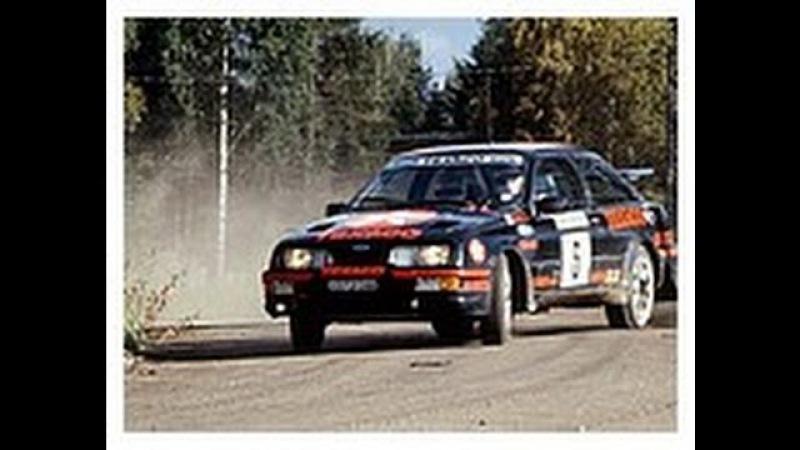 1000 Lakes Rally 1987 Finland (Suomenkielinen selostus)