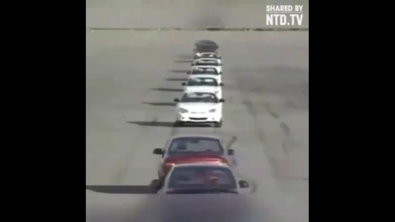Автомобильные акробаты