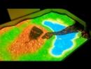 интерактивное оборудование стена стол песочница