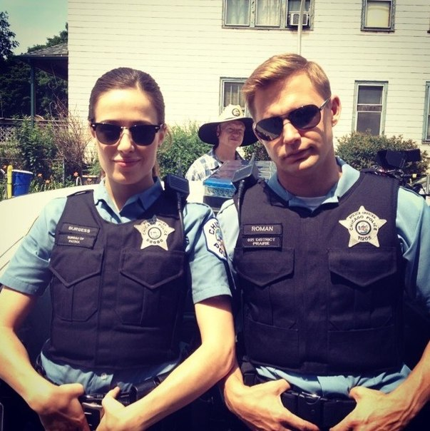 Актёры и роли сериала «Полиция Чикаго» | Chicago PD