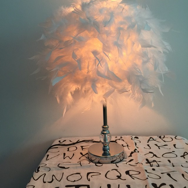 Интересная лампа
