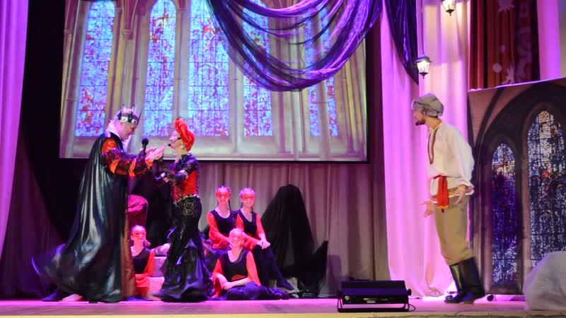 Новогодняя музыкальная сказка шоу Как Иван дурак Новый год спасал продолжение