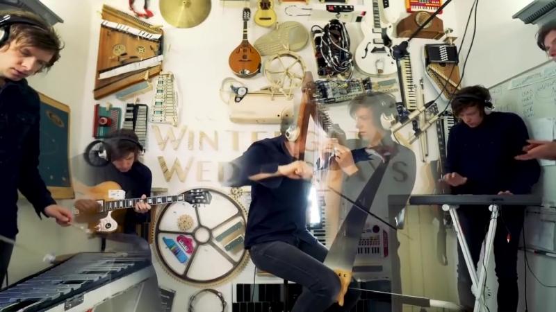 Wintergatan - Sandviken Stradivarius...