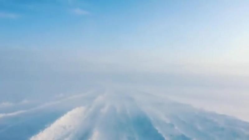 Полуостров Ямал. Зимник. 🛣