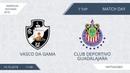 AFL18. America. Segunda. Day 7. Vasco Da Gama - Club Deportivo Guadalajara