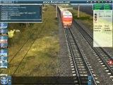 Неофицальный (неполный) мультиплеер от 20.11.13 в Trainz 2012 часть 7