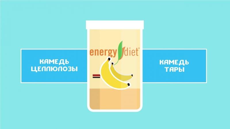 Состав Energy Diet Энерджи Диет