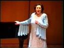 Ghena Dimitrova's Last Recital in Montecarlo 2003 - L'altra notte in fondo al mare - Mefistofele