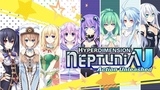 Hyperdimension Neptunia U Action Unleashed Часть 31 - Reef Toyonde Cave - (Прохождение на PC)