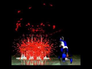 Mortal Kombat Shinobi - Sub-Zero Fatality 4