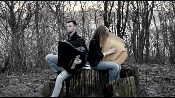 BB Project, Metallica nothing else matters (bandura and accordion cover) Металлика бандура и баян