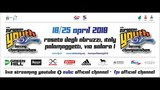 EUBC Youth European Boxing Championships 2018 - Semifinals - Ring A - 24/04/2018 @ 14:00