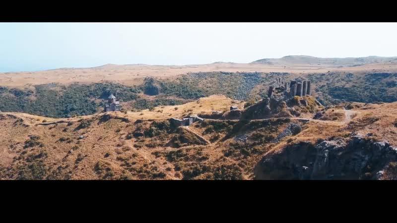 Армения с квадрокоптера