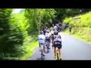 Велосипедист-экстремал пролетел над участниками «Тур де Франс»