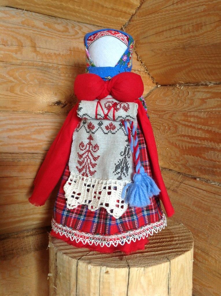 Кукла оберег для беременной