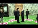 ТВ КНДР: Товарищ Ким Ен Нам встретился с представителями Южной стороны [КОРЕЙСКИЙ]
