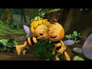 Пчёлка Майя. Новые приключения - 2 серия. Неожиданная находка