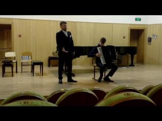 Parlami d'amore Mariù, Cesare Andrea Bixio, Ennio Neri Давид Есаян, Илья Шевченко (аккордеон)
