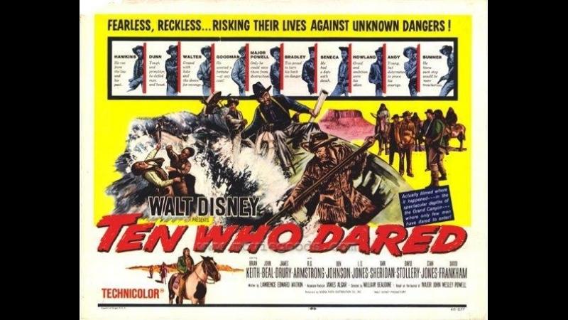 Ten Who Dared Los Diez Osados 1960 Español