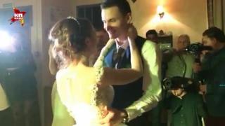 Свадьба Шурыгиной: Подарки от личного сексолога и жаркие танцы под группу «На-На»