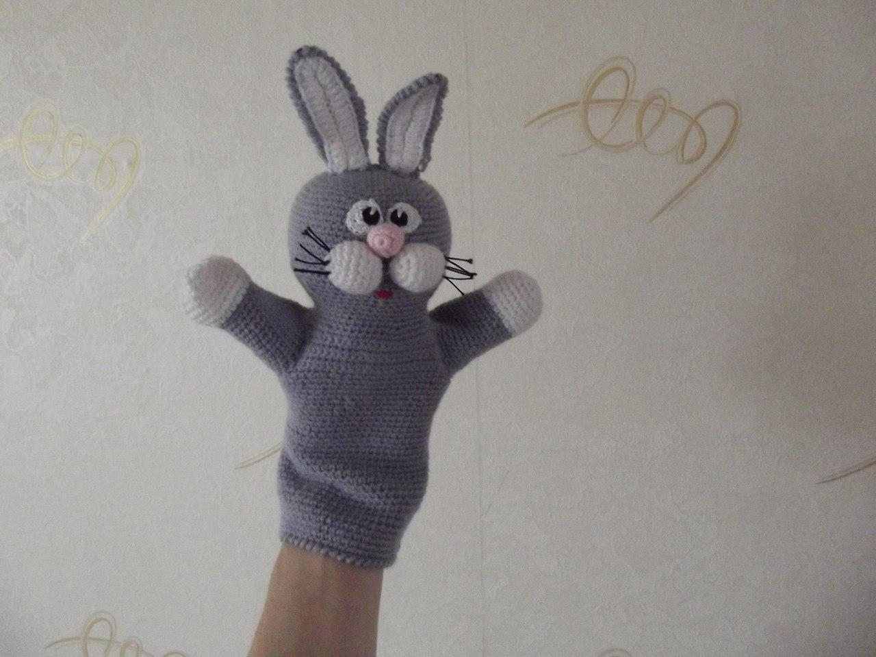 Как сделать театральную куклу на руку своими