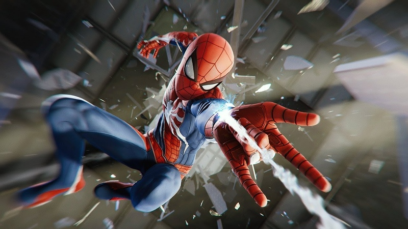 Marvel's Spider Man PS4 Trailer Just the Facts Combat