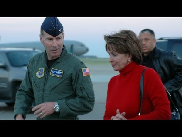 Nancy Pelosi Allowed Family to Use Air Force One, Documents Reveal!