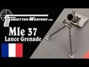 France's Super Light 50mm Modele 37 Grenade Launcher