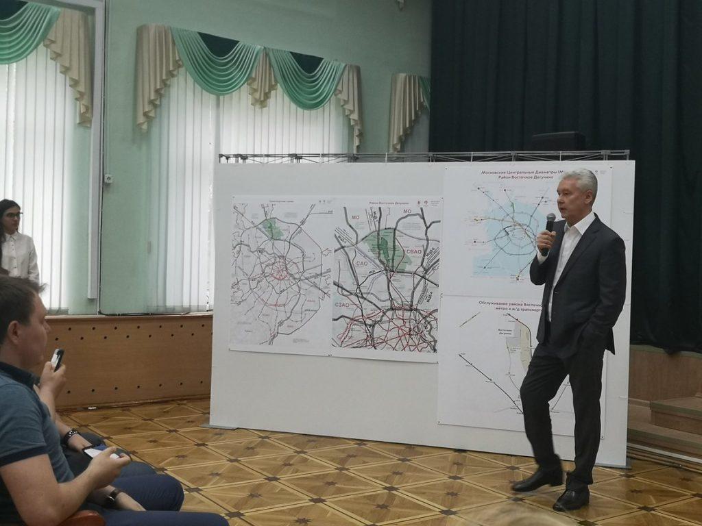 Шумозащитные экраны установят вдоль ж/д путей между станциями Лианозово и Восточное Дегунино