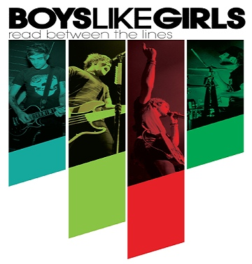 Boys Like Girls - Read Between The Lines DVD