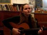 Дарья Солодянкина - Золотая рыбка ( К. Бальмонт - Д. Солодянкина)