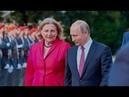 Свадьба с Путиным грозит обернуться скандалом