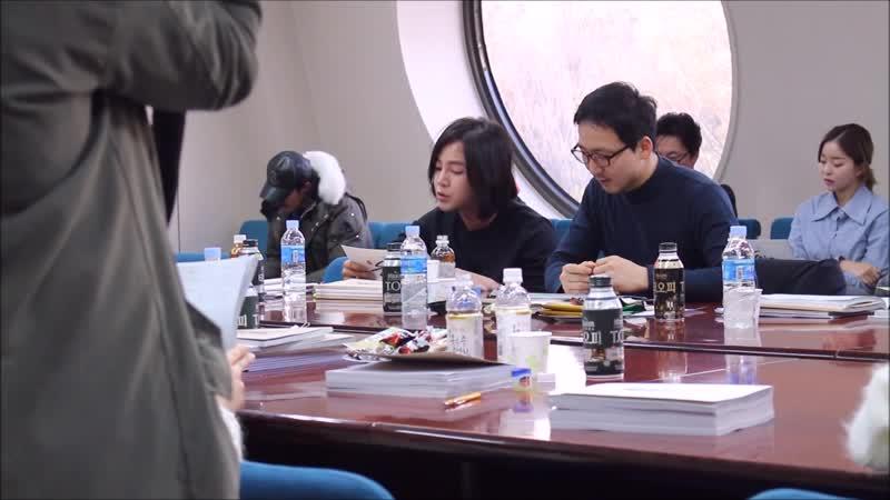 [대박 SBS PD Note 01] Jackpot,first published! Jang Keun Suk Yeo Jin-goo, the leading on-site scripting full of energy Jackpot