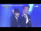 [MR Removed] 131123 EXO - Growl [Best Stage] (Korean Popular Culture Art Award 2013)