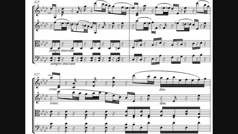 Ludwig van Beethoven - String Quartet No. 12, Op. 127