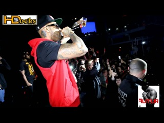 BOOBA-After party-A Rennes-[@Hdocks] 2013.