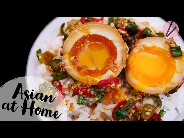 Mayak Eggs Korean Marinated Eggs