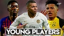 Best Young Players in Football 2019 - Skills Show - HD