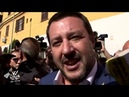 MATTEO SALVINI A W L'ITALIA (25.10.2018)