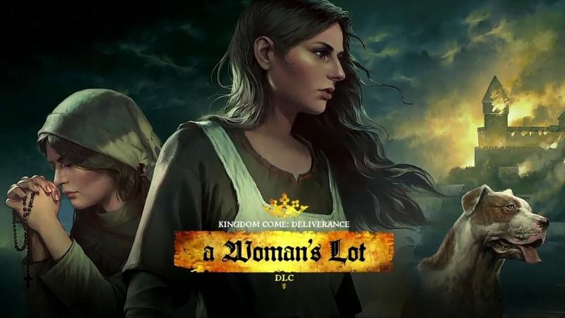 Kingdom Come Deliverance A Woman's Lot DLC First Ever Trailer