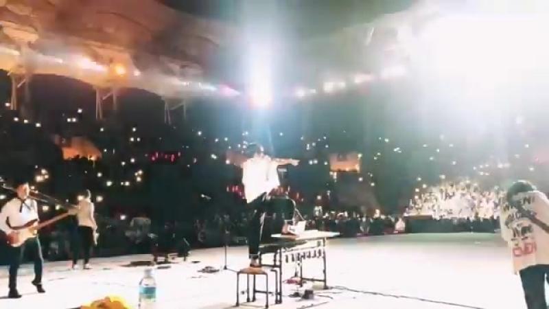 [IG YB] 16.09.18 –танцевальный карнавал в Вонджу