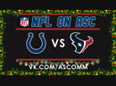 NFL Wild Card | Colts VS Texans