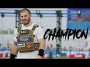 CHAMPIONS ■ CROSSFIT MOTIVATIONAL VIDEO