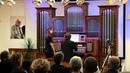 Marcello Galanti International Organ Competition 2011 - 3° prize