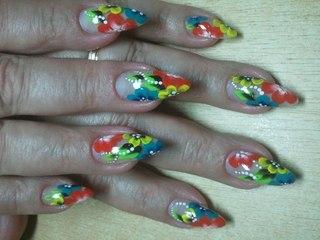 Североморск наращивание ногтей